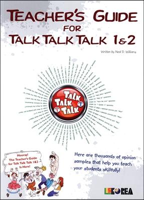 Teacher's Guide for Talk Talk Talk 1 & 2
