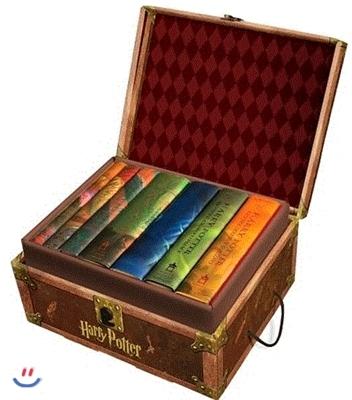 Harry Potter Hardcover Boxed Set : Books 1-7 해리포터 원서 하드커버 7권 박스 세트 (미국판)