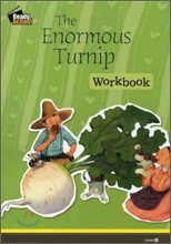 Ready Action Level 1 : The Enormous Turnip (Workbook)