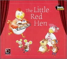 Ready Action Level 2 : The Little Red Hen (Audio CD)