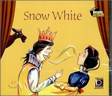 Ready Action Level 3 : Snow White (Audio CD)