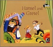 Ready Action Level 3 : Hansel and Gretel (Audio CD)