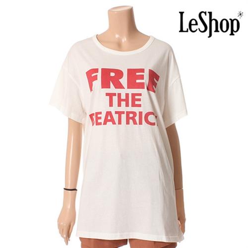 [르샵]베이직 프리 라운드넥 티셔츠(LE5TS209)