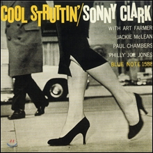 Sonny Clark (소니 클락) - Cool Struttin' [RVG Edition, 24-Bit]