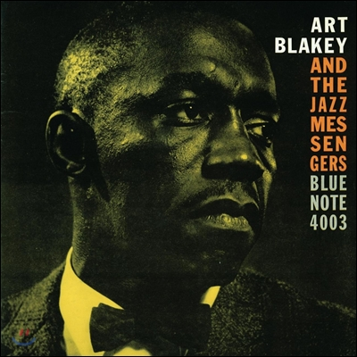Art Blakey & The Jazz Messengers (아트 블랭키 앤 메신저스) - Moanin' [RVG Edition, 24-Bit]