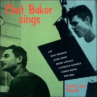 Chet Baker (쳇 베이커) - Chet Baker Sings [RVG Edition, 24-Bit]