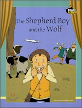 Ready Action Level 1 : The Shepherd Boy and the Wolf (Drama Book + Workbook + Audio CD)