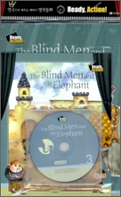 Ready Action Level 3 : The Blind Men And The Elephant (Drama Book + Workbook + Audio CD)