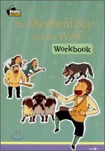 Ready Action Level 1 : The Shepherd Boy and the Wolf (Workbook)