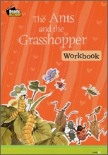 Ready Action Level 2 : The Ants And The Grasshopper (Workbook)