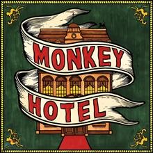 잔나비 (Jannabi) 1집 - Monkey Hotel