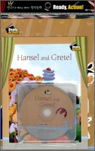Ready Action Level 3 : Hansel and Gretel (Drama Book + Workbook + Audio CD)