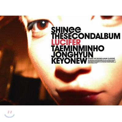 샤이니 (SHINee) 2집 - LUCIFER [B버전]