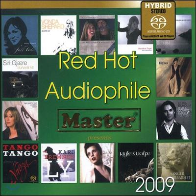 Red Hot Audiophile 2009 (레드 핫 오디오파일 2009) [SACD Hybrid]