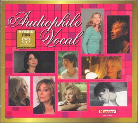 오디오파일 보컬 - 여성 보컬 베스트 (Audiophile Vocal Best) [SACD Hybrid]