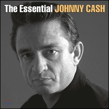 Johnny Cash (조니 캐쉬) - The Essential Johnny Cash (에센셜 조니 캐쉬) [2LP]