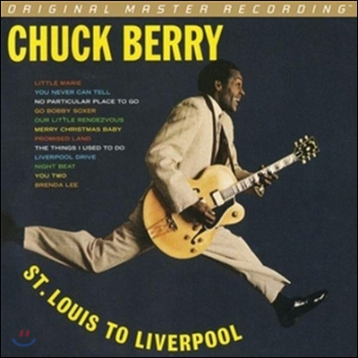 Chuck Berry (척 베리) - Chuck Berry Is On Top / St. Louis To Liverpool [GOLD CD]