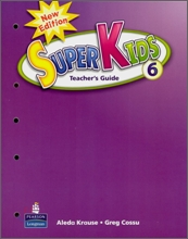 New Super Kids 6 : Teacher's Guide