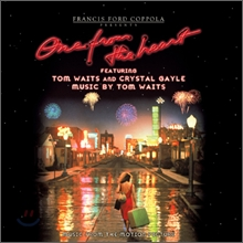 One From The Heart (������ ����) OST (Music by Tom Waits & Crystal Gayle)