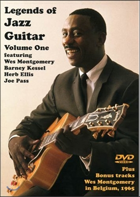 Legends Of Jazz Guitar Vol.1