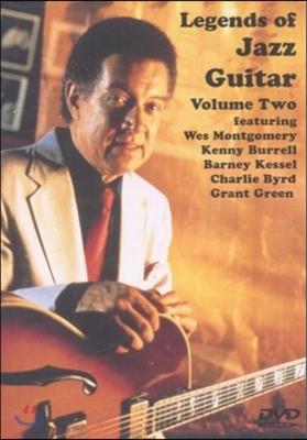 Legends Of Jazz Guitar Vol.2