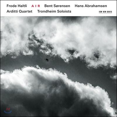 Frode Haltli 에어 - 벤트 쇠렌센 / 한스 아브라함센 [아코디언 연주] (Air - Bent Sorensen / Hans Abrahamsen)