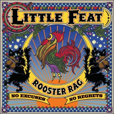 Little Feat (리틀 핏) - Rooster Rag [2LP]