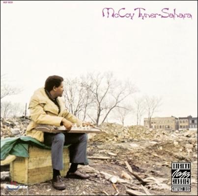 McCoy Tyner (맥코이 타이너) - Sahara [LP]