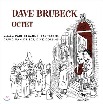Dave Brubeck Octet (데이브 브루벡 옥텟) - Dave Brubeck Octet [LP]