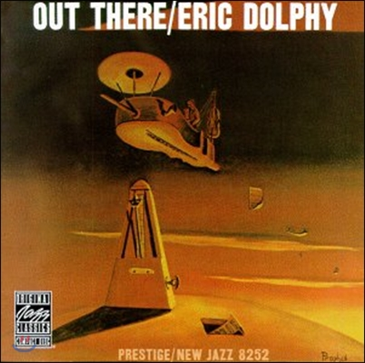 Eric Dolphy (에릭 돌피) - Out There [LP]