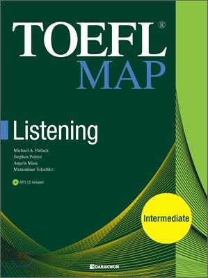 TOEFL MAP Listening Intermediate
