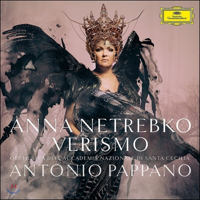 Anna Netrebko 안나 네트렙코 - 베리스모: 19세기 이탈리아 오페라 아리아 베스트 (Verismo) [2LP]