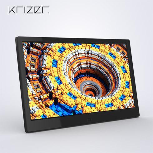 KPM-1010HD/10형/다용도모니터/인테리어소품/디지털액자/HDMI/AV/USB
