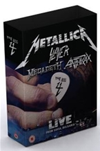 The Big Four: Live From Sonisphere 2010 (Limited Super Deluxe Boxset)