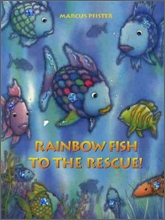 My Little Library Step 3 : The Rainbow Fish to the Rescue