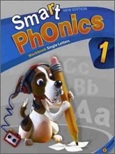 Smart Phonics 1 : Workbook (New Edition)