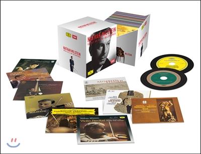 나단 밀스타인 DG & EMI 녹음 전곡집 (Nathan Milstein Great DG & EMI Recordings)