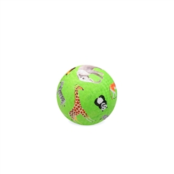 "[Crocodile creek] 5"" Wild Animals Playball"