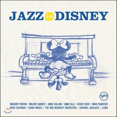 재즈 러브 디즈니 1집 (Jazz Loves Disney) [2 LP]