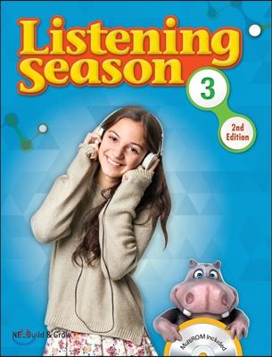 Listening Season 3 [2nd Edition]