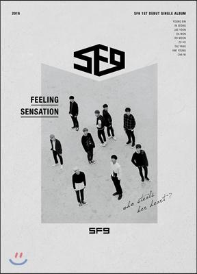 에스에프나인 (SF9) - Feeling Sensation