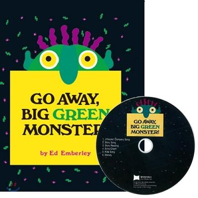 [노부영 세이펜] Go Away Big Green Monster!