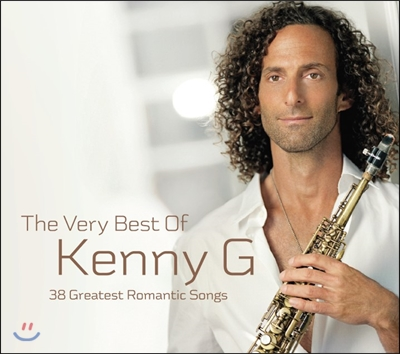 Kenny G (케니 지) - The Very Best Of Kenny G :38 Greatest Romantic Songs (Korean Edition)
