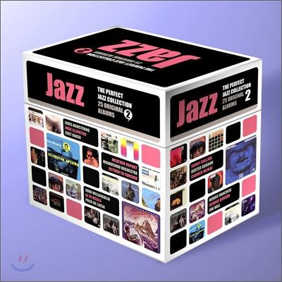 The Perfect Jazz Collection 2 (퍼펙트 재즈 컬렉션 2): 25 Original Recordings