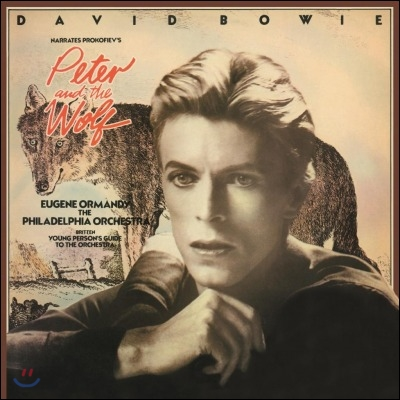 Eugene Ormandy / David Bowie 프로코피에프: 피터와 늑대 / 브리튼: 청소년을 위한 관현악 입문 (Prokofiev: Peter and the Wolf / Britten: Young person's guide to the orchestra) [LP]
