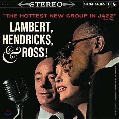 Lambert, Hendricks & Ross (램버트, 헨드릭스 & 로스) - The Hottest New Group In Jazz