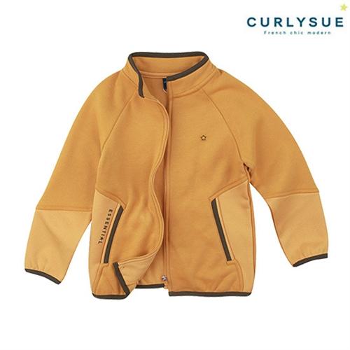 [컬리수] 라글란 소매집업티셔츠(기모) CLW1GQTS85OC [겨울]