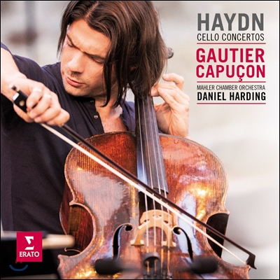 Gautier Capucon 하이든: 첼로 협주곡 1, 2, 4번 (Haydn: Cello Concerto)