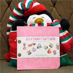 D.I.Y CRAFT GIFT BOX (D.I.Y��������-10��set)