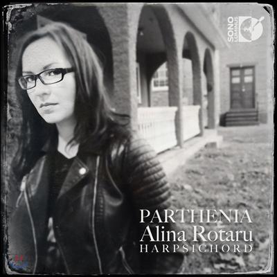 Alina Rotaru 영국 버지널 작품집 '파르테니아' [하프시코드 연주반] (Parthenia) 알리나 로타루
